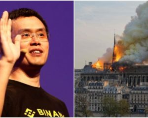 World's Largest Bitcoin Exchange Wants to Help Rebuild Notre Dame