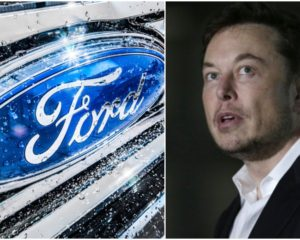 Ford Stock Storms to Best Day in 10 Years & Races Past Tesla Trainwreck