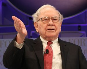 Billionaire Warren Buffett Lags Stocks, Seems Jealous of Bitcoin's Success