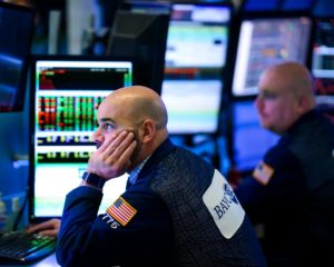 Dow Treads Water as Stock Market Lurches Toward Critical Test