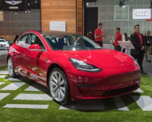 Tesla Model 3 Suffers in US-China Trade War as MAGA Takes Over