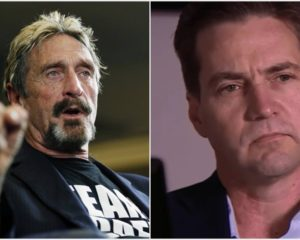 How John McAfee Crushed Craig Wright at His Own Game