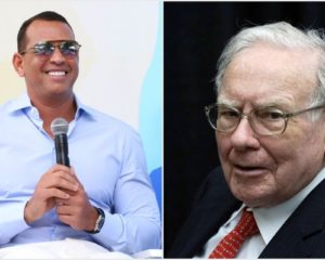 Alex Rodriguez's Investment Acumen Impresses Warren Buffett