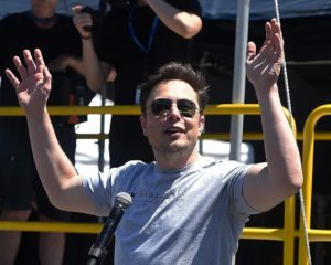 Elon Musk Takes Victory Lap as Tesla Smashes Delivery Record