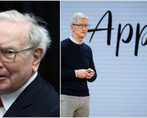 Warren Buffett Piles Into Apple Stock as Key Profit Sector Plunges 63%