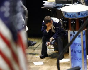 Dow Plunges 890 Points as Market Volatility Spikes to Crisis Levels