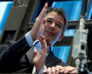 Uber Investor Mistakenly Claims Stock Is Toast Without Kalanick-Like CEO