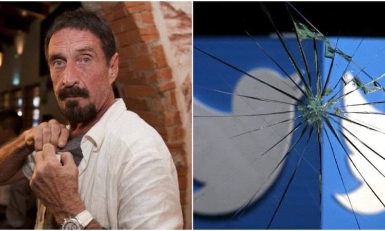 McAfee Blasts Twitter Over Callous Disregard for Bitcoin Scams