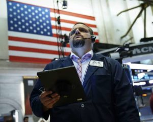 Dow Teeters on the Edge as 30-Year Bond Yield Crashes to Record Low