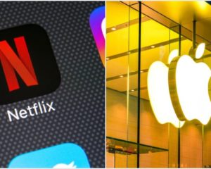 Netflix Is Toast as It Faces Apple's $6 Billion Streaming Investment