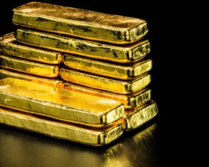 Gold Price Attracts More Bids as U.S. Services Downturn Adds to Recession Fears