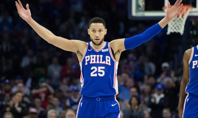 Watch Out Steph Curry—Ben Simmons Is Coming For You!