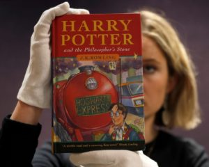 Your Rare Harry Potter Book Might Be Worth up to $57,000