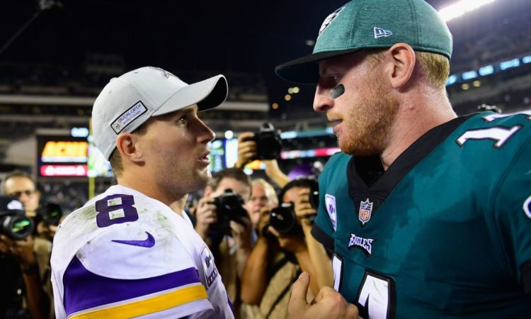Vikings vs. Eagles: 3 Matchups That Will Decide This Pivotal Game
