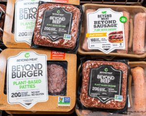 Beyond Meat Stock is Beyond Expensive