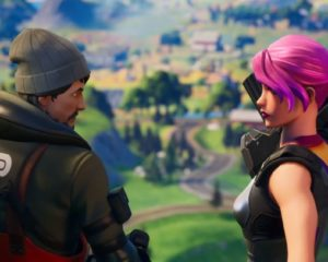 Fortnite Chapter 2 Is a Minecraft-Michael Bay Mashup Nightmare