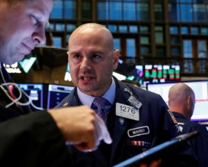 Dow Rallies While Wall Street Pressures Powell to Promise More Stimulus