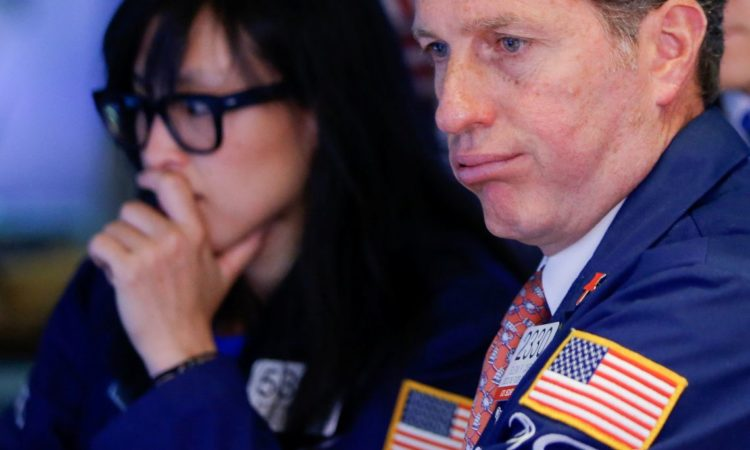 The Stock Market Rally Is a Big Fat Lie