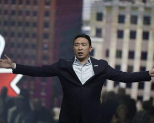 Andrew Yang Launches $1 Million TV Ad in Bid to Shock Iowa