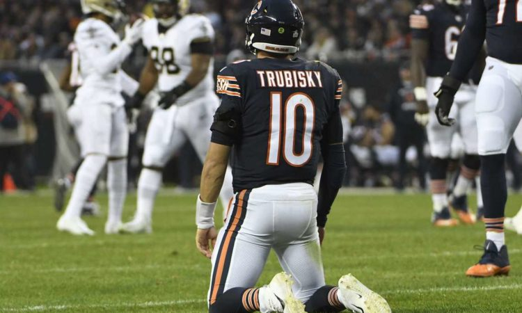 Bears QB Mitch Trubisky Really Is the Ultimate Millennial