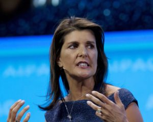 Watch Out Pence: Trump Could Pick Nikki Haley as VP in 2020