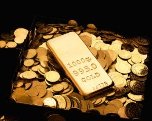 Gold Price Desperately Clings to $1,450 Ahead of Fed's Powell Testimony