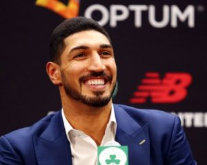 Enes Kanter Is Who the 'Woke' Generation Should Be Looking Up To