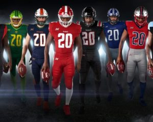 New XFL Uniforms Prove Vince McMahon Learned from 2001 Disaster
