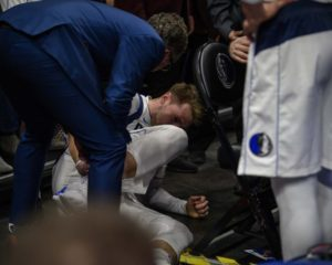 Luka Doncic's Ankle Injury Could Expose the Dallas Mavericks at the Worst Possible Time