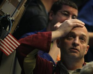 The U.S. Stock Market Is All Teed Up for a Nauseating Plunge