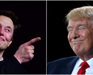 Trump Just Trolled Elon Musk at Davos in the Most Hilarious Way Possible