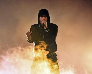 Eminem Defends 'Music to Be Murdered By' with a Blatant Lie