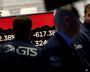 This Is Why the Dow Jones Suddenly Plunged More than 250 Points