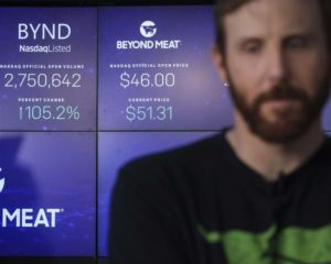 Beyond Meat Stock Is in Big Trouble as Fake Meat CFO Faces Fraud Suit