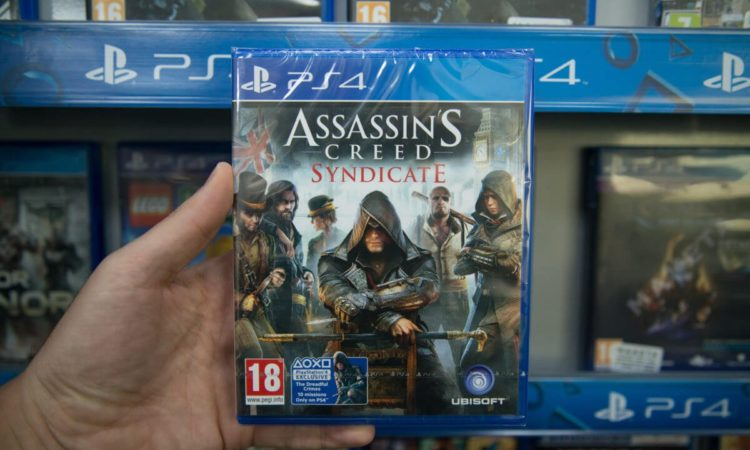 Epic Games Store to Give Assassin's Creed Syndicate Away for Free