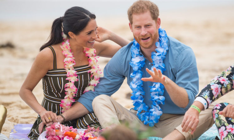 Meghan Markle and Prince Harry Are Undisputed Instagram Royalty