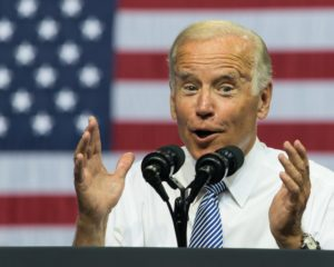 Forget Lunging Vegans, Trump Will Sweep Joe Biden Off the Stage