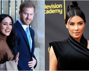 Meghan Markle & Prince Harry Should Be More Like Kim Kardashian