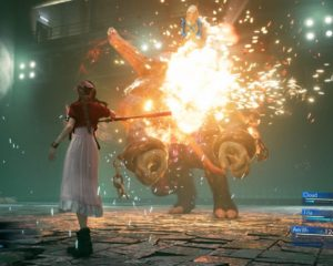 Final Fantasy VII Remake Squashes Pandemic Fears to Land April Launch