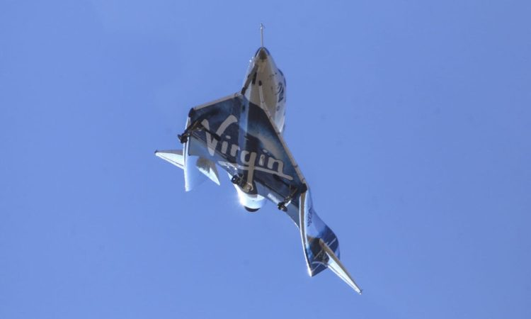 Virgin Galactic's Stock Price Is Soaring but One Man Could Cause Its Crash