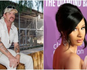 Cardi B Ignores Millions in Need, Tries to Save 'Tiger King' Instead