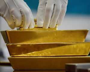 Forget the Dow, Gold Is a Safer Bet