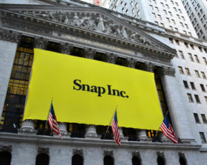 Here's Why Snap Stock Skyrocketed 20% Today After Q1 Smash