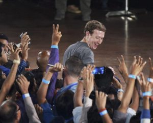 Facebook Stock Soars after $5.7 Billion Bet to Invade India