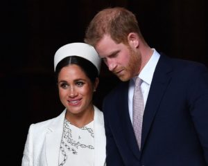 That Meghan Markle & Prince Harry Biography Is Going to Be a Joke