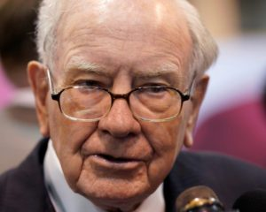 For Warren Buffet, This is the Stock Market From Hell. Here's Why.