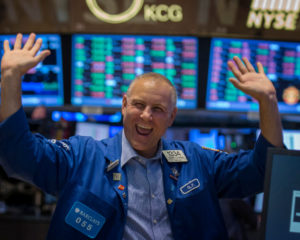 The Stock Market Is Going Nuts, and It's Entirely Justified – For Now