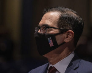 Here's How Much Wearing a Mask Can Save the U.S. Economy