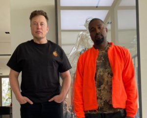 Elon Musk Is Our Most Insecure Billionaire, His Kanye West Pic Proves It