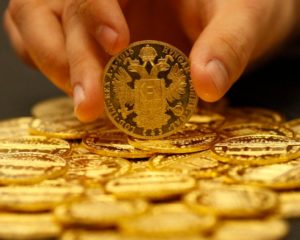 Gold Smashes 9-Year High as Fear & Uncertainty Grip Investors